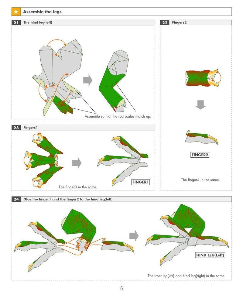 Как сделать динозавра своими руками