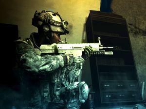 Modern Warfare, компьютерные игры