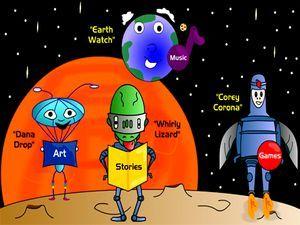 команда инопланетян Национального управления воздушно-космической разведки