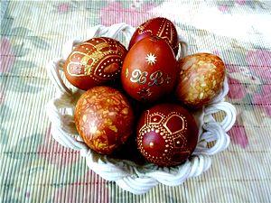 пасхальные яйца, черный шоколад, флавонаиды, здоровье, снижение холестерина, Пасха, православные праздники, Христос Воскресе,