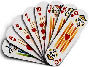 карточные фокусы, трюки с картами, фокусы
