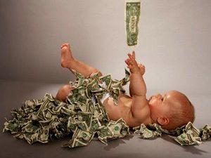 Ребёнок и деньги, дети и деньги, отношение ребёнка к деньгам, воспитание у ребёнка отношения к деньгам, воспитание детей, советы родителям, советы психолога, детская психология