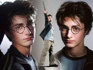 Пазлы - Гарри Поттер