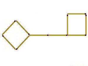 головоломка, головоломки, головоломки из спичек, логические загадки, логические задачи, логические игры