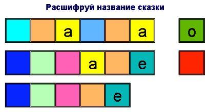 головоломка-криптограмма