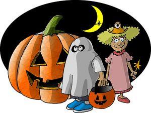 История праздника Halloween (Хэллоуин)