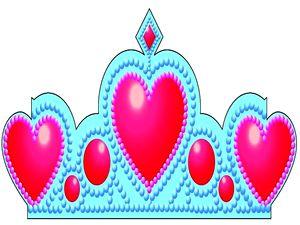 Корона Принцессы или Снегурочки из бумаги, карнавальные маски своими руками, как сделать корону снегурочки из бумаги, как сделать корону принцессы своими руками, как сделать корону королевы, paper craft, поделки из бумаги, Готовимся к празднику Новый Год 2011