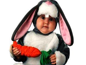 Карнавальный костюм Зайца-Кролика, как сшить карнавальный костюм Зайчика