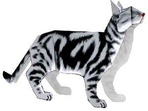 Поделки из бумаги (Паперкрафт). Кот или Кошка - выкройка модели из бумаги, бумажное моделирование, PaperCraft, животные из бумаги, как сделать кота из бумаги, как сделать кошку из бумаги, котенок из бумаги выкройка, поделки своими руками