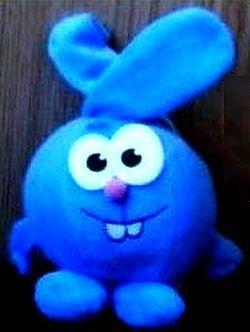 Смешарик Кролик - символ Нового Года 2011, как сшить кролика, как сшить зайца, выкройка мягкой игрушки кролик, выкройка мягкой игрушки заяц, шьем сами кролик, сшить кролика, Новый Год, Рождество